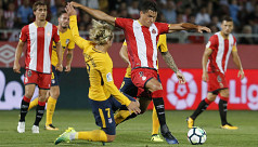 Atletico dig deep to draw at Girona...