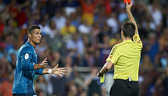 Real's Ronaldo feels persecuted after...