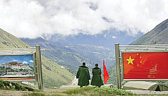 What does the China-India standoff mean...