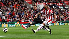 Debutant Jese inspires Stoke to win...