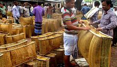 Fishtrap makers make a killing in flood-hit...