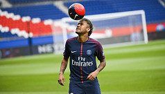 Neymar fever pitch focuses on PSG...