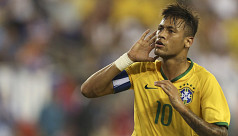 Neymar back to Brazil for World Cup...