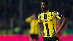 Want-away Dembele irks Dortmund...