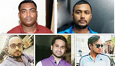 The Banani rape suspects: Where are...