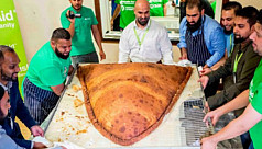 World's largest samosa record smashed...
