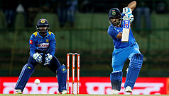 Sharma ton secures India's series clinching...