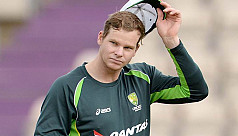 Smith banned by ICC amid ball-tampering...