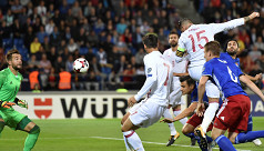 Spain crush Liechtenstein, Iceland given...