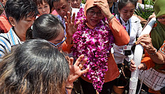 Anger as Singapore gets first female...