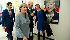 Hasina invites Angela Merkel to visit...