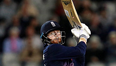 Bairstow century propels England to...