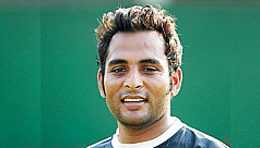 Mehedi, Tushar star in rain-hit