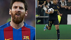 Guardiola: Mbappe not on Messi's level...