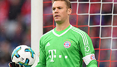 Neuer out until January with another...