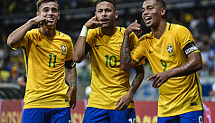 Tite rings changes for final Brazil...
