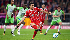 Sloppy Bayern held by Wolfsburg