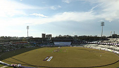 Dhaka outfield rated as poor by ICC...