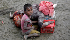 Peaceful solution to Rohingya crisis...