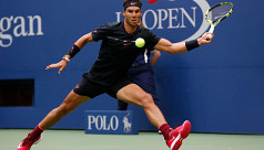 Business-like Nadal banks third US Open...