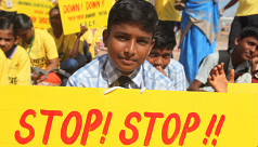 India kicks off world's largest march...