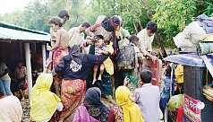 UNHCR: 123,000 Rohingya refugees have...