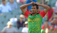 Rubel suffers injury ahead of...