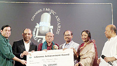 Channel i holds 12th music awards