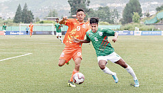 Bangladesh miss out on Saff U-18 title...