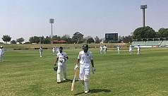 Bangladesh draw three-day warm-up against...
