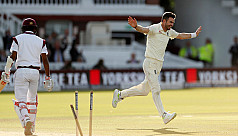 Test-best Anderson bowls England to...