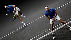 Nadal and Federer team up to widen Europe's...