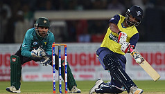 Tamim scores 23 as World XI square T20I...