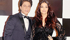 SRK and Aishwariya refuse to work together...