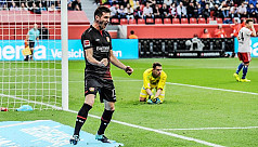 Alario nets on long-awaited Leverkusen...
