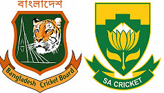Watch: Game on for Bangladesh vs SA...