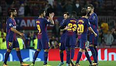 Messi, Iniesta turn Barcelona gloom...