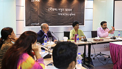 Brac holds roundtable on media's role...