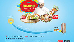 Indian Food Festival to be held in 4...