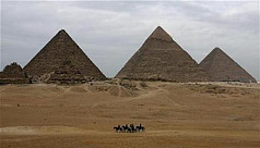 Mystery of the Great Pyramid of Giza...