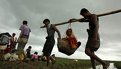 70 Rohingyas trying to move out of camps...