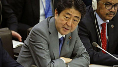 Japan's Abe to pledge something for...