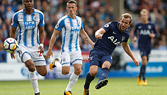 Two more for Kane as Spurs win at...