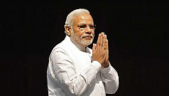 Modi speaks in Bangla while praising...