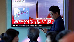 North Korea fires another missile over...