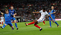 England hit back to beat Slovakia with...