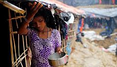 Thousands of orphan Rohingya children...
