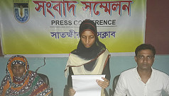 Satkhira rape victim threatens to kill...
