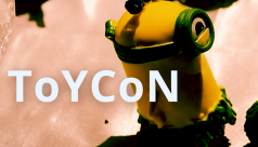 Watch: The first toy convention in...