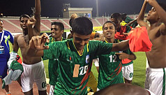 Bangladesh U-16 ends AFC qualifiers...